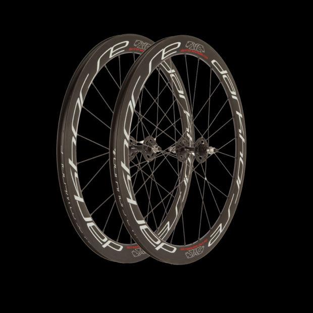 DH 50 CTR Track Wheelset